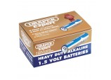 Trade Pack of 24 AA-Size Heavy Duty Alkaline Batteries