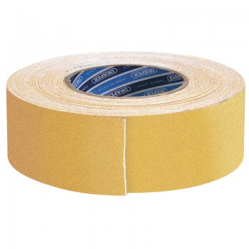 18M x 50mm Yellow Heavy Duty Safety Grip Tape Roll
