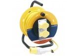 25M 16A 110V Industrial Cable Reel