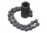 "1/2"" Square Drive or 24mm 130mm Capacity Chain Oil Filter Wrench"