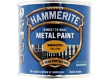 Metal Paint Smooth 250ml - Yellow