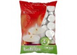 Bag 50 Tealights - 4hr Burn Time