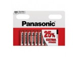 Zinc AAA Batteries - Pack 10