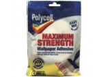 Maximum Strength Wallpaper Adhesive - 5 Rolls
