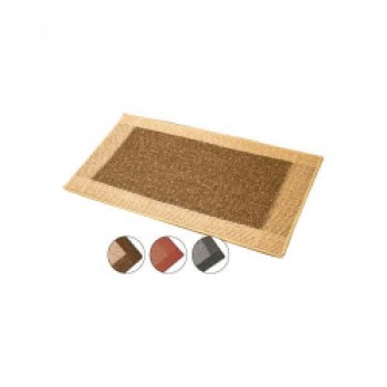 Madras Door Mat Assorted Machine Washable - 50x80