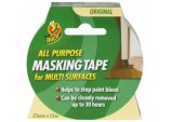 All Purpose Masking Tape - Beige 25mm x 50m