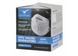 FFP2 Valved Respirator - Pack Of 10