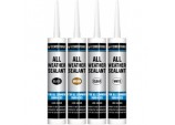 All Weather Sealant - 290ml Cartridge - Clear