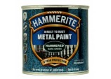 Metal Paint Hammered 250ml - Dark Green