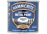 Metal Paint Smooth 250ml - White