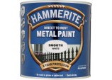 Metal Paint Smooth 2.5L - White