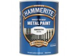 Metal Paint Smooth 5L - White