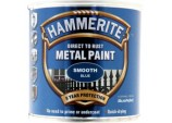 Metal Paint Smooth 250ml - Blue