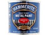 Metal Paint Smooth 250ml - Red