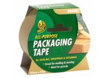 All Purpose Packaging Tape - 50mm x 25m
