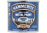 Metal Paint Smooth 250ml - Silver