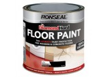 Diamond Hard Floor Paint 750ml - Black