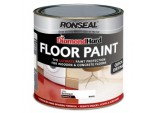 Diamond Hard Floor Paint 2.5L - White