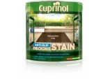 Ultra Tough Decking Stain 2.5L - Hampshire Oak