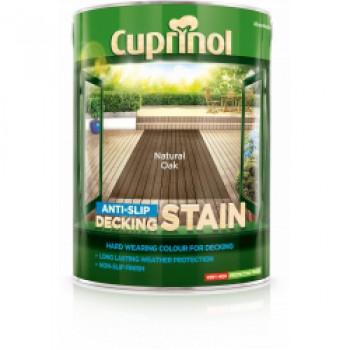 Anti Slip Decking Stain 5L - Country Cedar