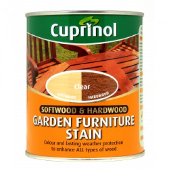 Garden Furniture Stain 750ml - Clear