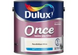 Once Matt 2.5L - Pure Brilliant White