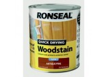 Quick Drying Woodstain Satin 750ml - Antique Pine
