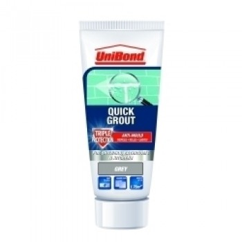 Quick Grout Triple Protect Tube - Grey