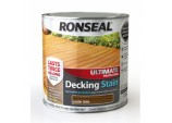 Ultimate Protection Decking Stain 2.5L - Dark Oak