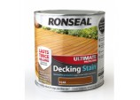Ultimate Protection Decking Stain 2.5L - Rich Teak
