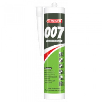 007 Adhesive & Sealant - White