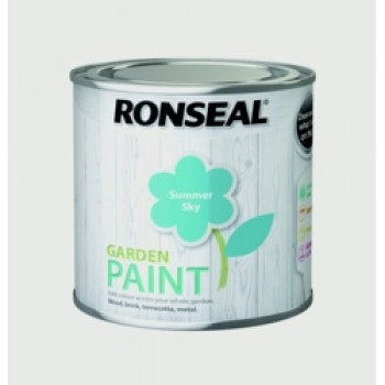 Garden Paint 250ml - Summer Sky