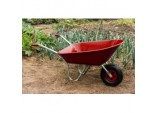 Boxed Wheelbarrow 85L - Red