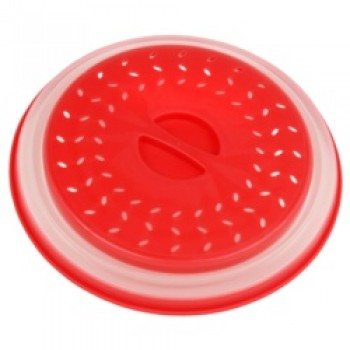 Collapsile Plate Cover/Colander