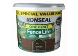 One Coat Fence Life 12L - Forest Green