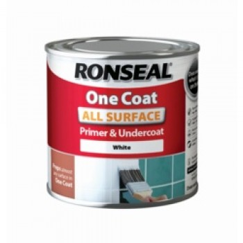 One Coat All Surface Primer & Undercoat - 250ml