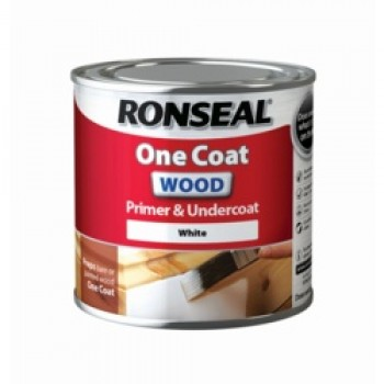 One Coat Wood Primer - 250ml