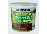 One Coat Fence Life 5L - Medium Oak