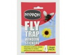 Fly Trap Window Stickers - 22g