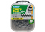 Thermal Block Fixings - Pack 10