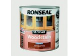 10 Year Woodstain Satin 250ml - Antique Pine