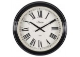 Higham Xl Station Clock - Black