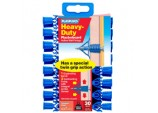 Heavy Duty Plasterboard Fixings - 30 Pack