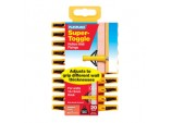 Super Toggle HD Anchors - 20 Pack