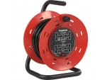 13 Amp Extension Reel - 20m 4 Socket