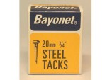 Tacks (Fine Cut Steel) - Blue (Box Pack) - 20mm