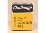 Hardboard Pins (Deep Drive) - Copper Plated (Box Pack) - 20mm