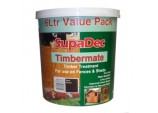 Timbermate 6L - Dark Brown