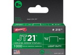 JT21/T27 Staples - 8mm 5/16in (1000)
