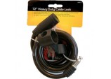 Heavy Duty Cable Lock - 72